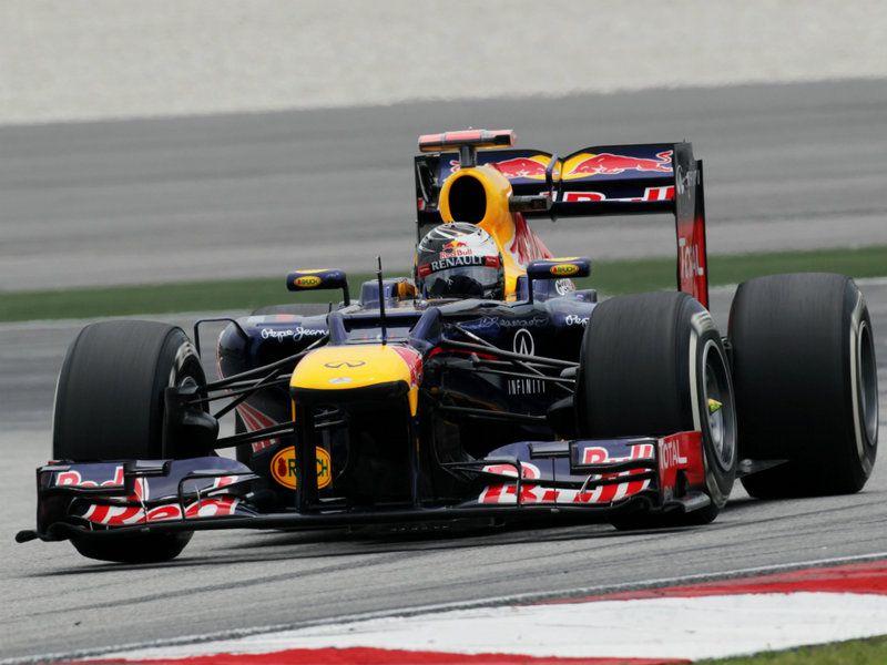 Vettel qualifying Malaysian grand prix, Racing, Formula 1