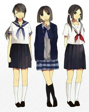 Japanese School Girl Anime School Girl Manga Girl Anime Uniform