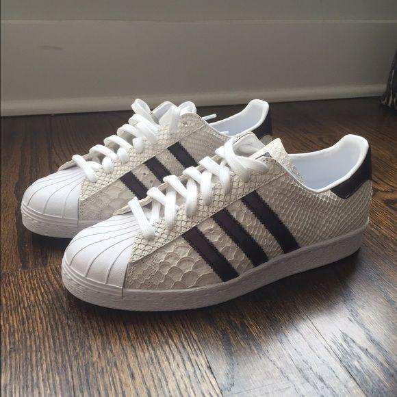 adidas superstar shoes snakeskin