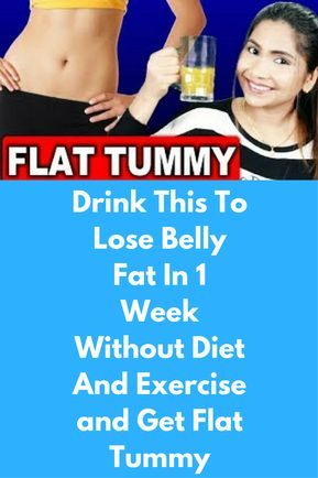 Pin On Flat Belly