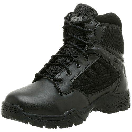 Magnum Men's Response II 6'' Boot,Black,10.5 M