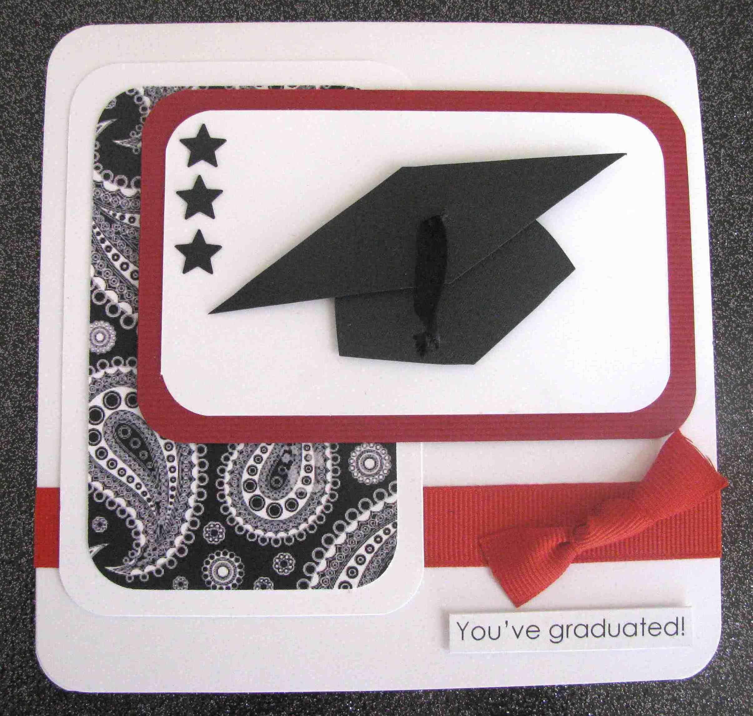 grad ideas  graduation cards handmade stampin up