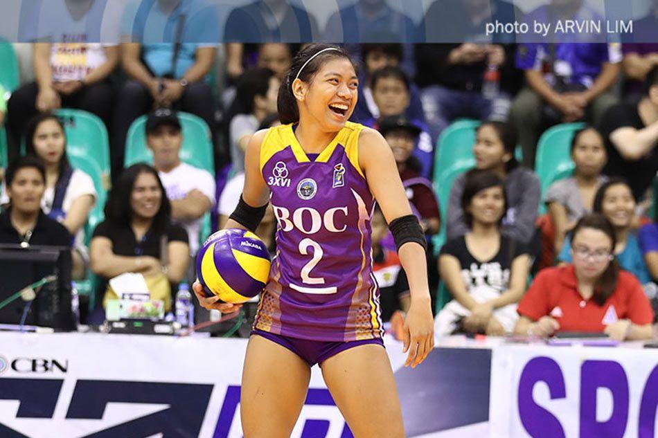 Alyssa Valdez Signs With Thai Club Alyssa Valdez Valdez Volleyball Uniforms