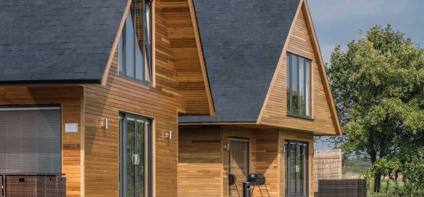 How to choose the best roofing material for your home? Slate and - calcul surface facade maison