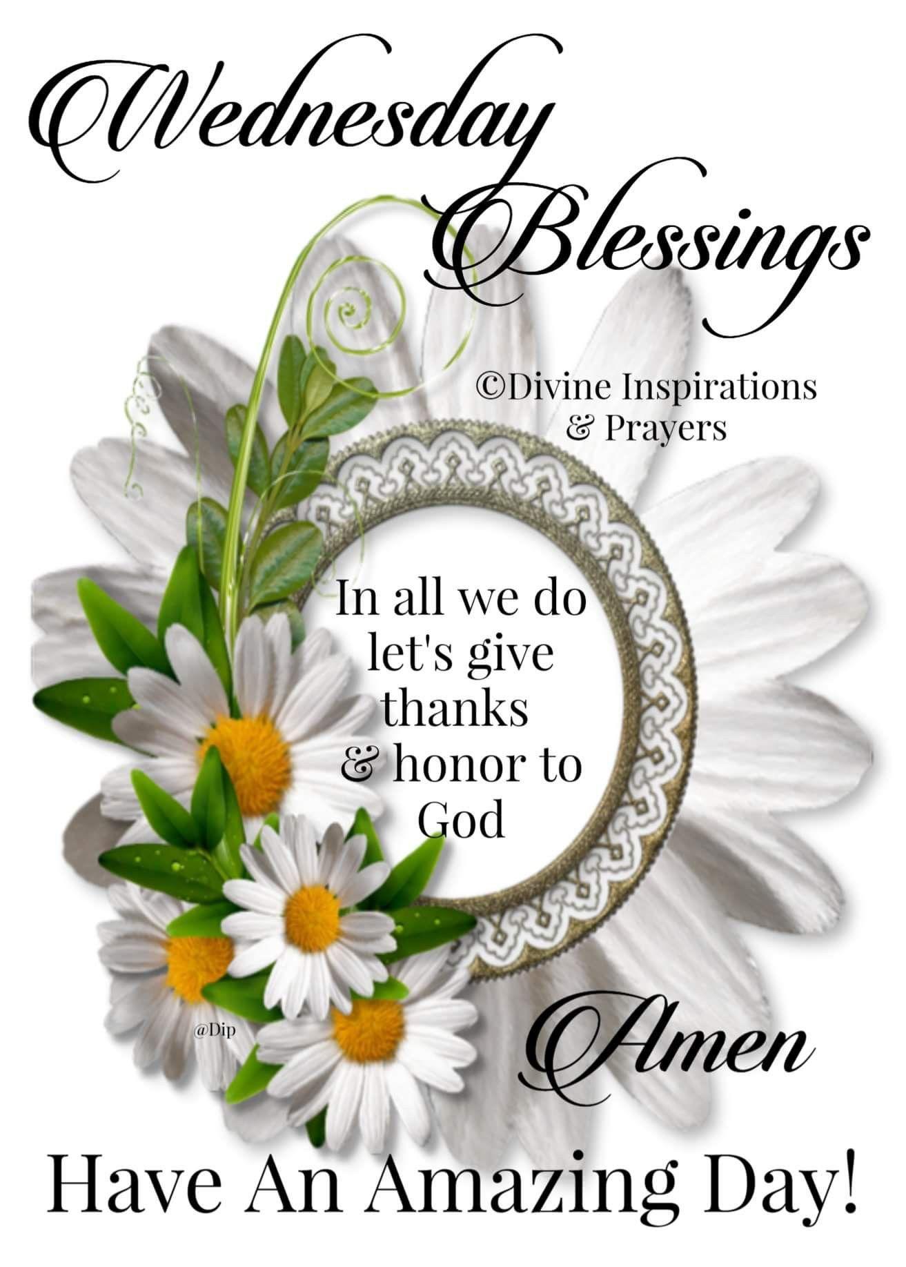 31++ ภาพ Good Morning Wednesday Blessing Quotes   อนุญาตให้ ...