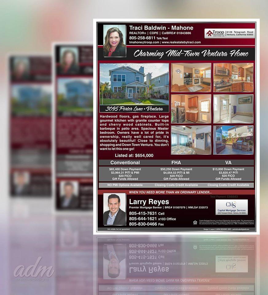 co branding realtor w lender beautiful custom designed real co branding realtor w lender beautiful custom designed real estate marketing flyer