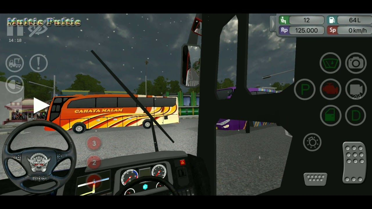 Bus Simulator Indonesia Aka Bussid Android Gameplay Cars Games