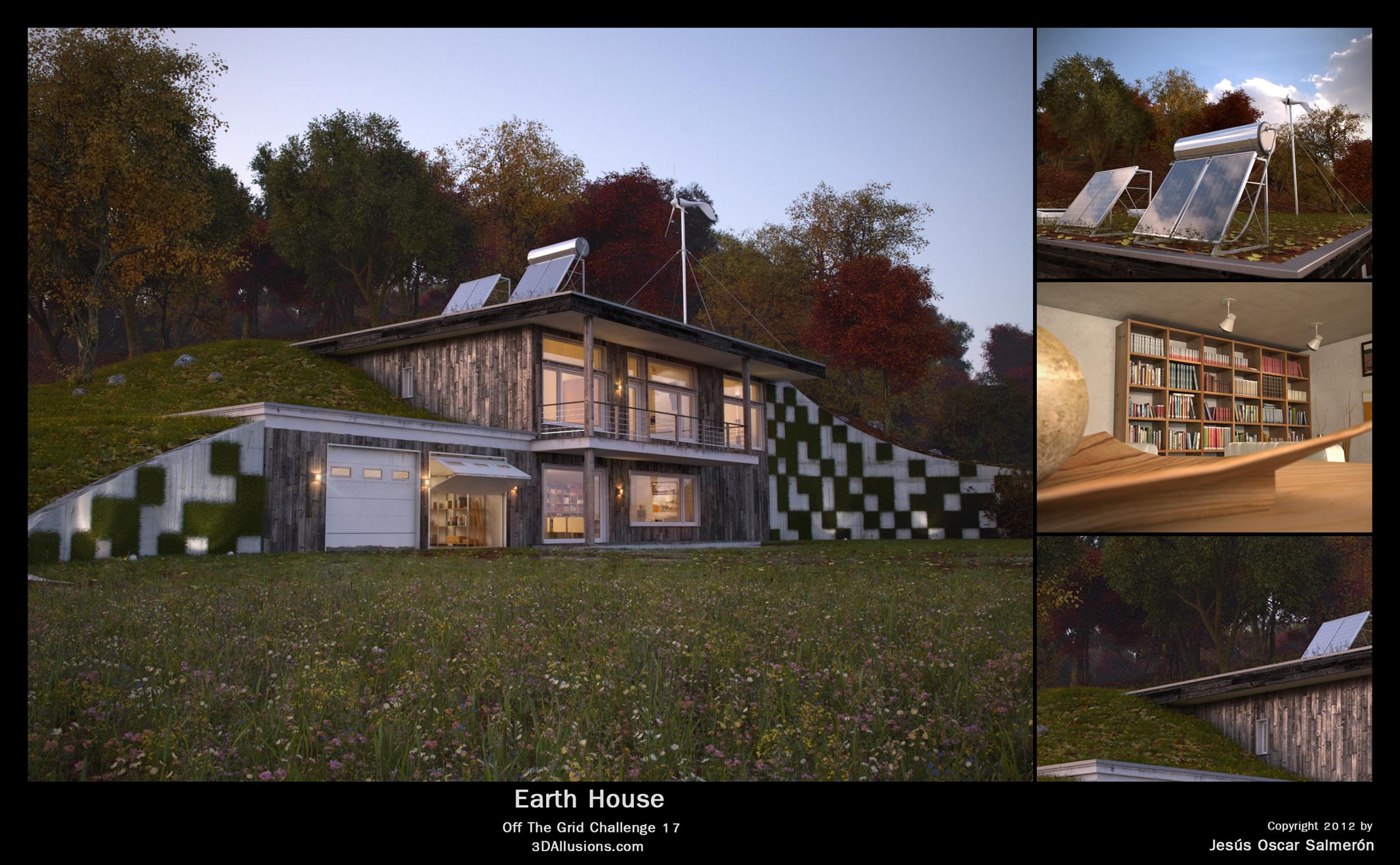 earth house house pallavincini arni switzerland home swee