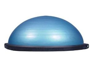 """""""The Bosu Ball - what it is and how to use it!"""" This is a great review on how to use this multifunctional equipment."""