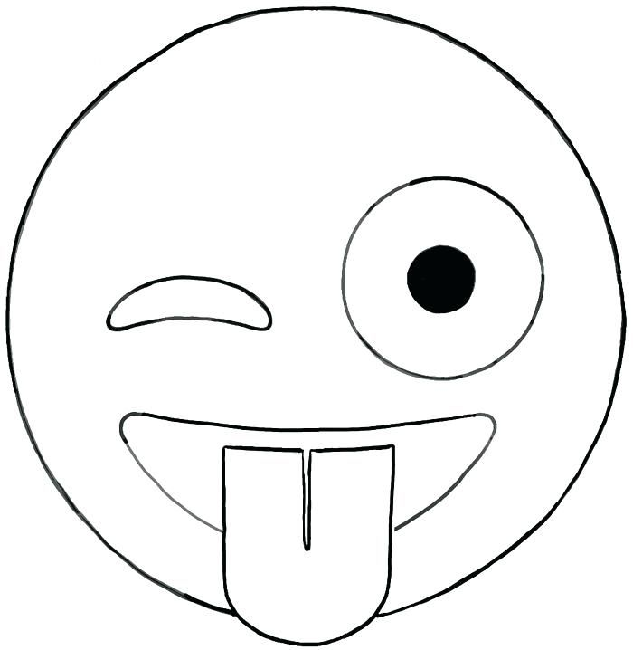 emoji coloring pages ideas to express your feeling | emoji