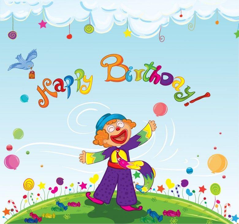 Kids Happy Birthday Images Quotes Amazing Photos Happy Birthday