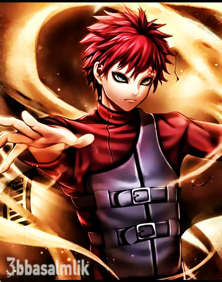 Naruto Gaara of the Sand 砂のガアラ (With images) Naruto