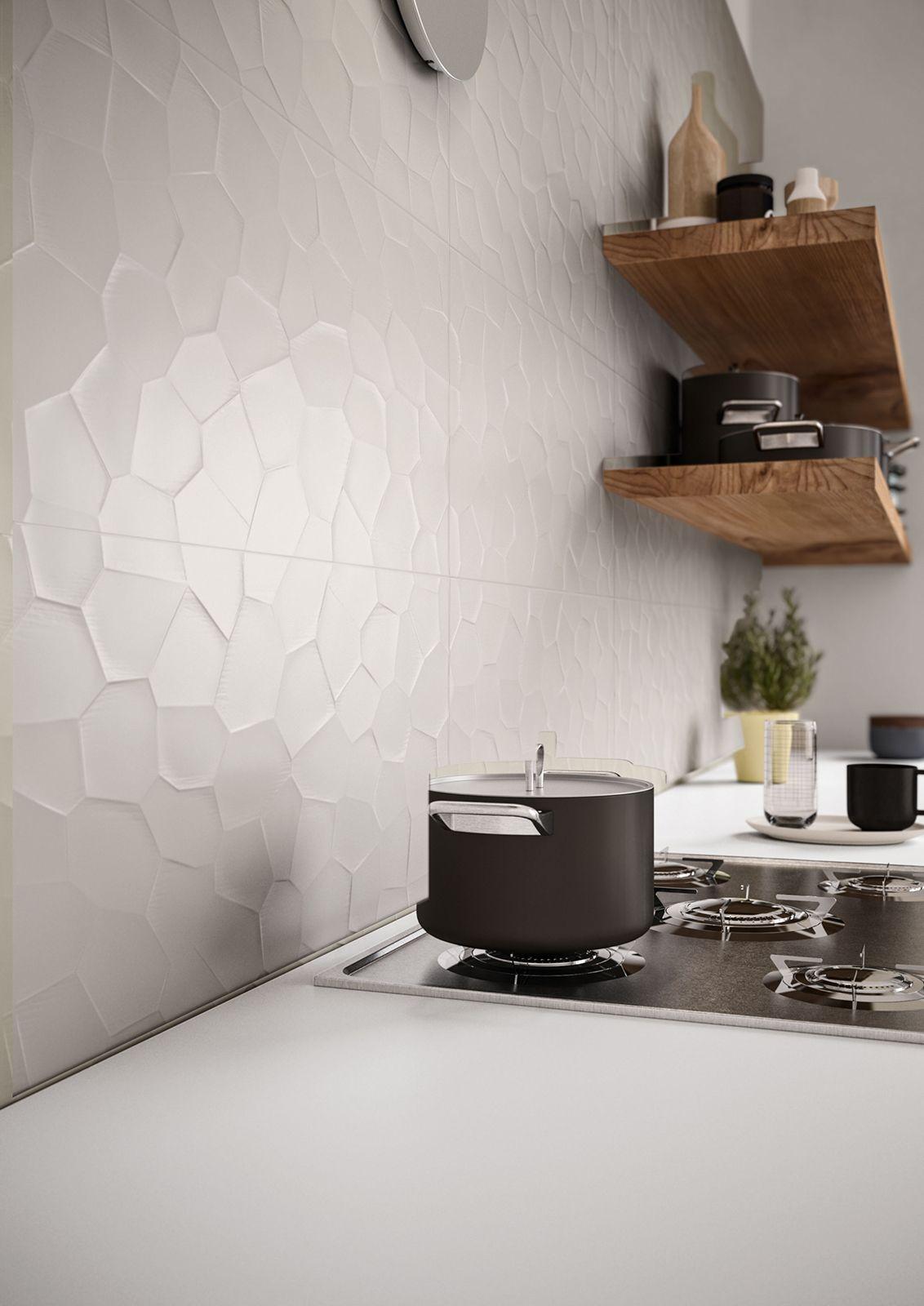 - ColorCode #Marazzi #kitchen #walltiles #ceramics
