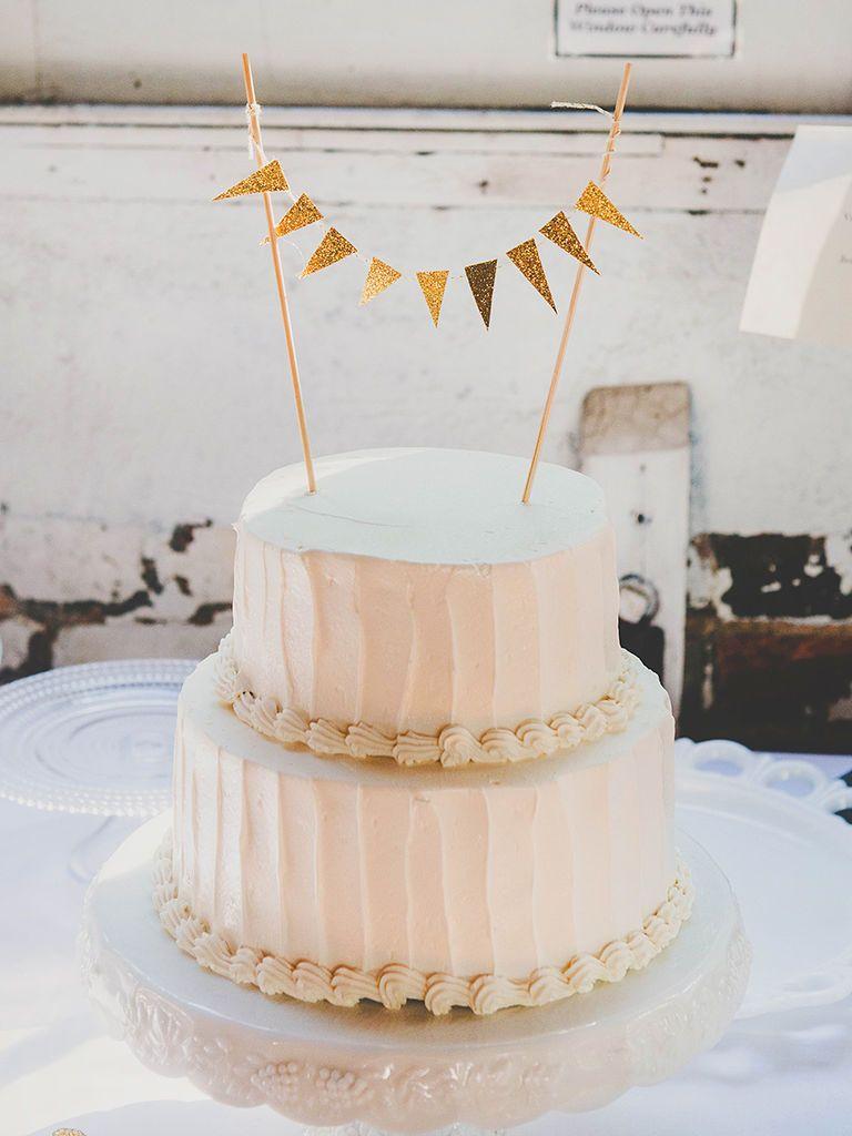 15 Awesome Diy Wedding Cake Topper Ideas Ideias De Bolo De