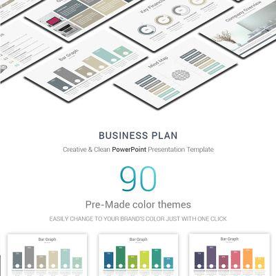 business plan powerpoint presentation template creative powerpoint