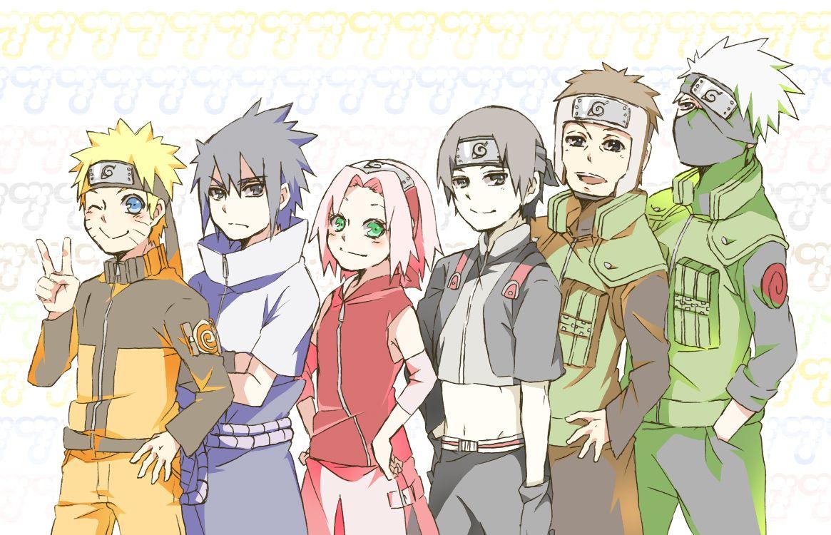 Team 7/#1774939   Fullsize Image (1165x750) - Zerochan   Anime naruto,  Anime, Naruto sasuke sakura