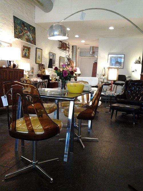 Hunted House Vintage Furniture Shop | 510 H St NE Washington DC