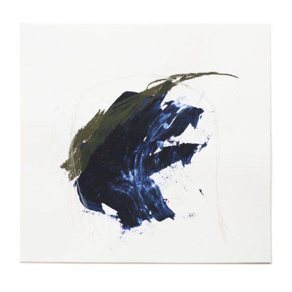 MaritaSpeenArt | abstract drawing on paper | original art