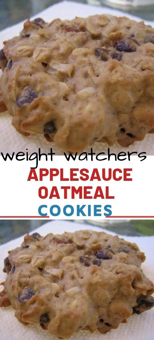 These applesauce oatmeal cookies are absolutely delicious, and perfect for a Sun... ,  These applesauce oatmeal cookies are absolutely delicious, and perfect for a Sun... ,