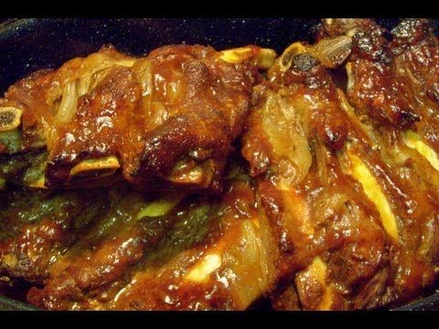 how to cook rib chops in oven