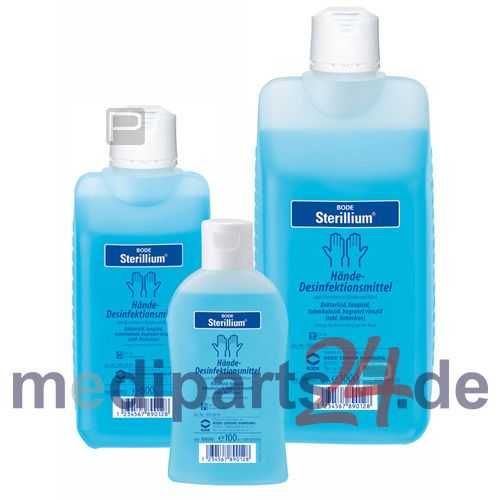Bode Sterillium Hande Desinfektion Ebay Shampoo Bottle