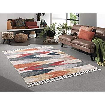 kilim tapis de salon ethnique