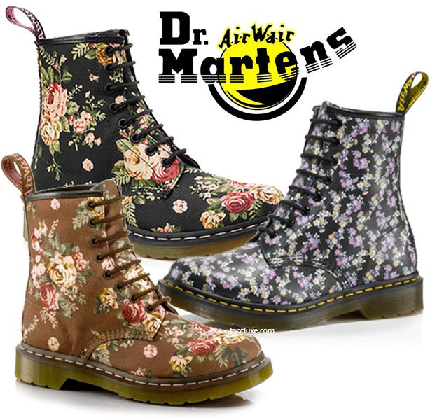 My favorite hiking boots | Shoes I Love | Pinterest | Floral, Dr ...
