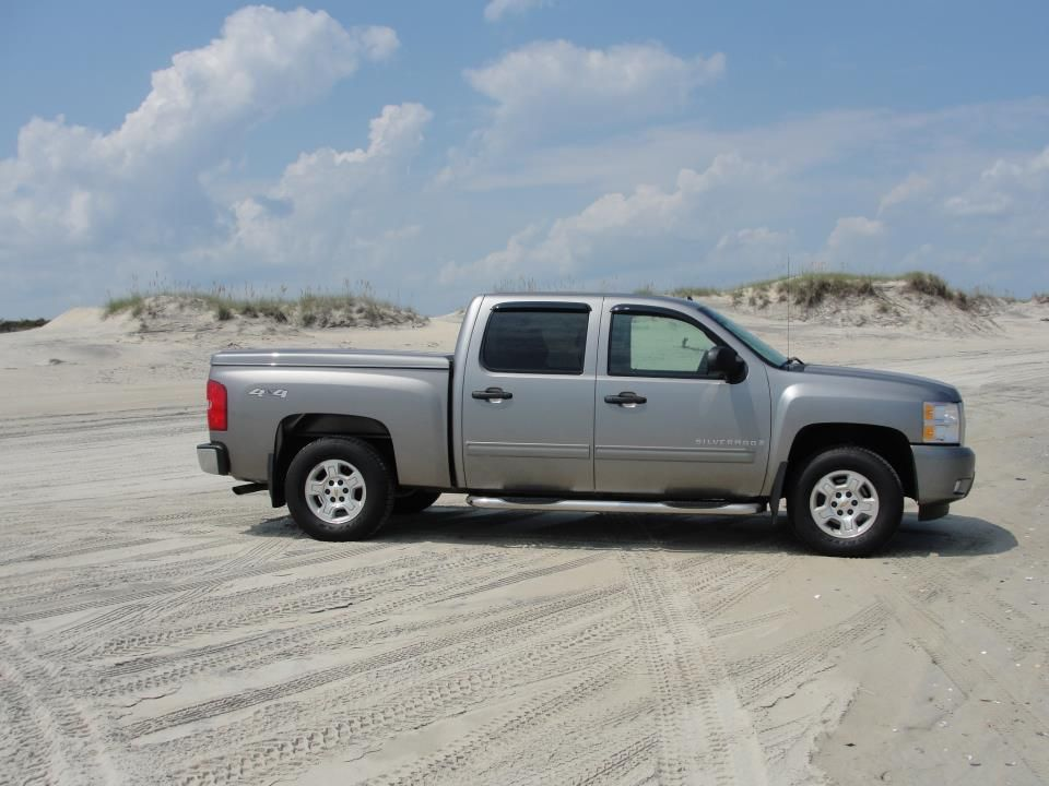 Take Your Truck To The Obx And Try To Spot Wild Horses Near The