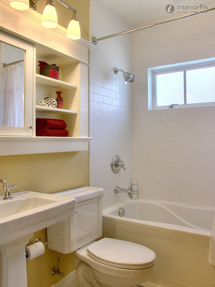 Modern Small Bathroom Renovated Model House Renderings Http Www 2017interiordesign