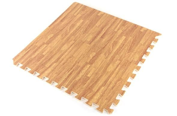 38 Inch Soft Wood Tile Seconds Discounted Foam Flooring For