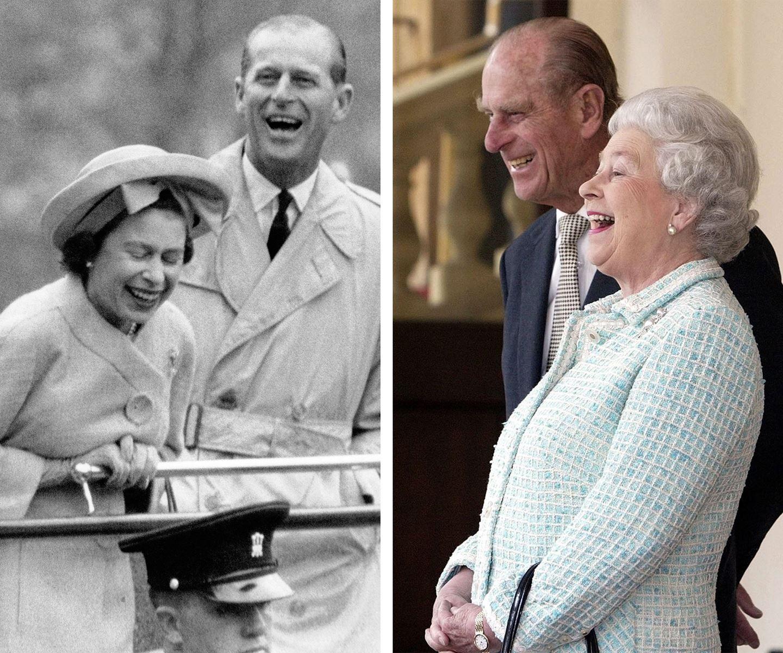 El amor del príncipe Felipe y la reina Isabel a lo largo de los años    Reina Isabel, Príncipe Felipe, Su Majestad la Reina