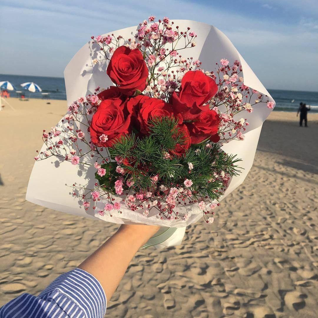 нас открытки цветы и море фото мимо утепления