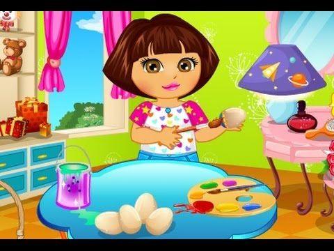 Youtube Baby Easter Dora The Explorer Dora