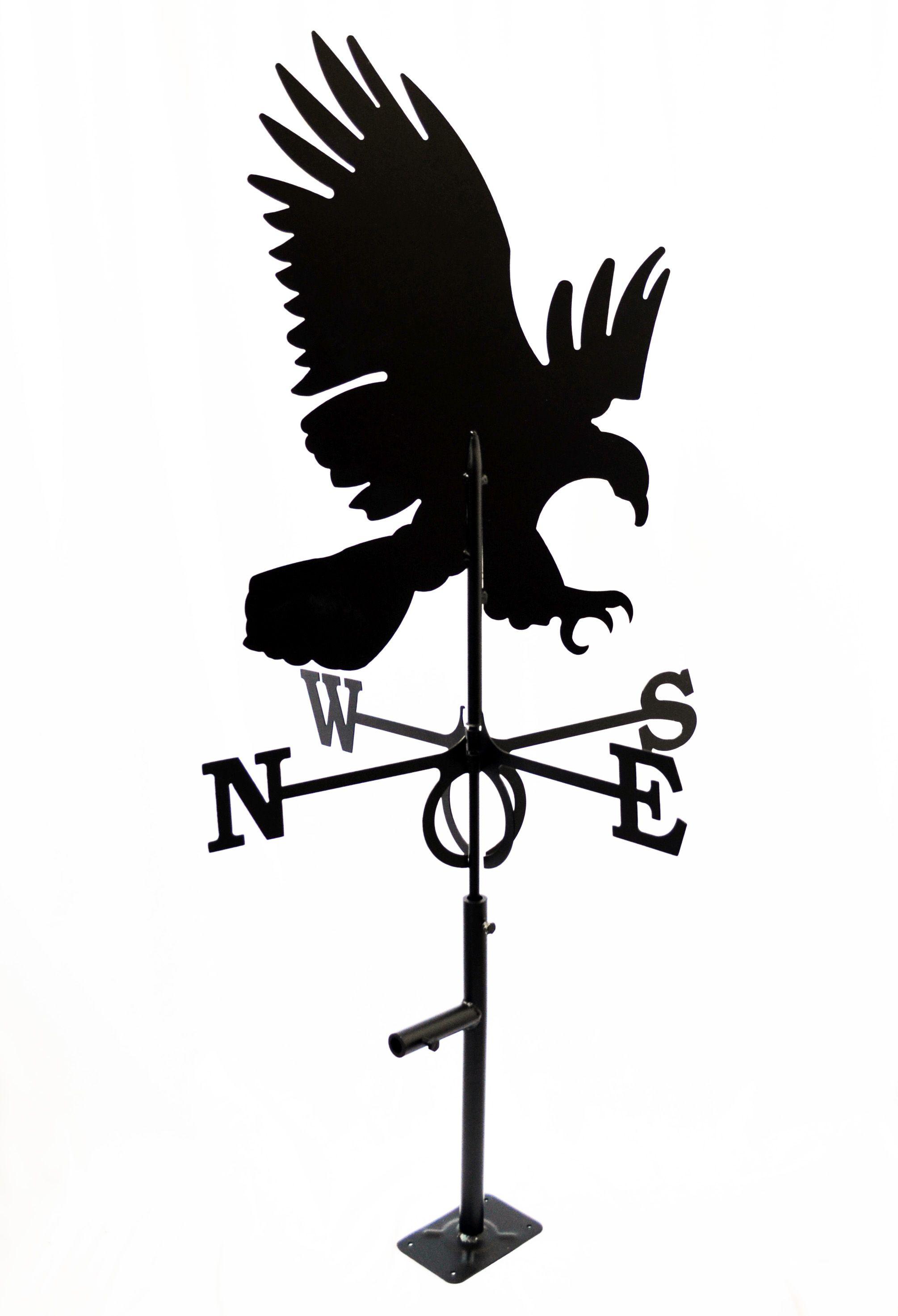 Girouette Aigle en fer forg/é petit mod/èle