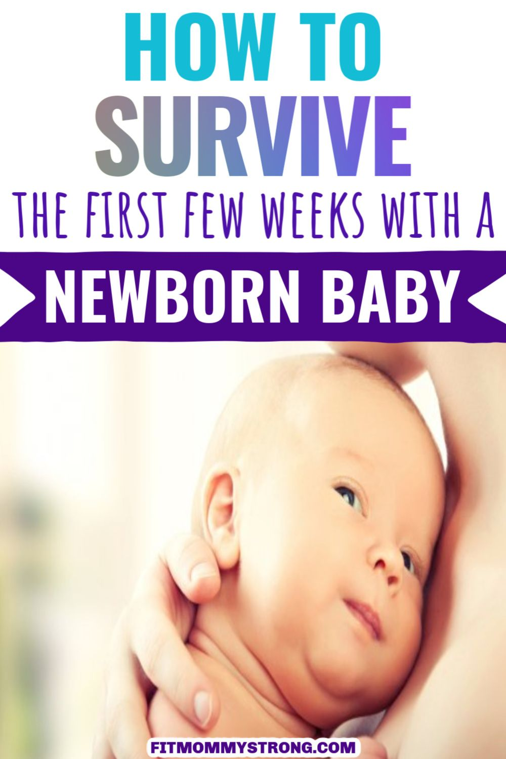 Tips to survive the first week with newborn at home