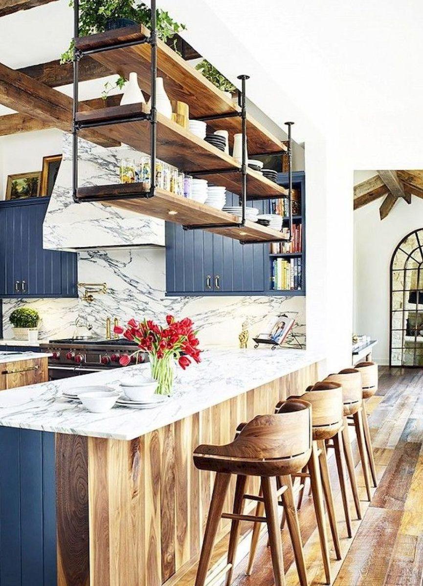 01 Simple Design For Farmhouse Gray Kitchen Cabinets Ideas In 2018