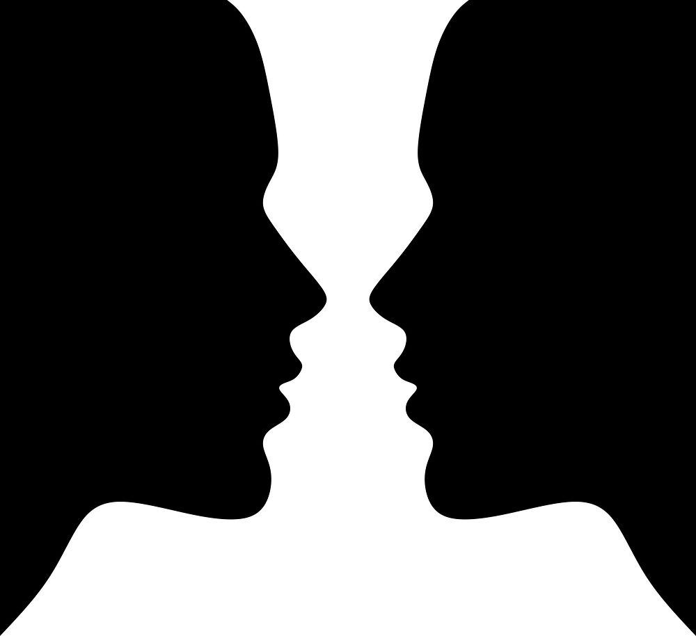 illusion gestalt tips optical silhouette illusions perception theory searchenginejournal configuration