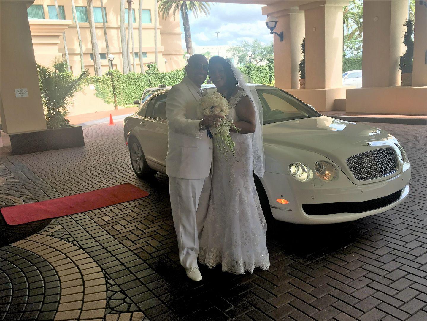 Bentley Wedding Car Rental At Orlando Wedding Cars Limousines Are Also Wedding Car Bentley Orlando Wedding