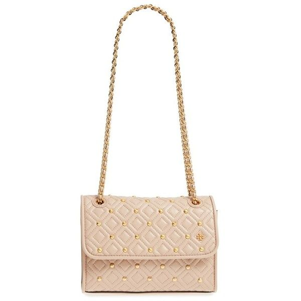 8a57b794b Women s Tory Burch Small Fleming Stud Convertible Leather Shoulder Bag  (1