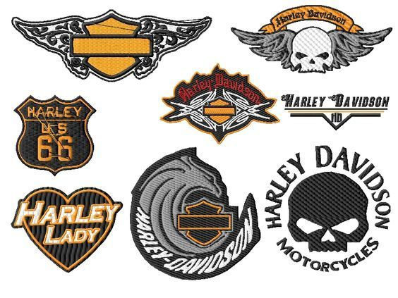 Harley Davidson Embroidery Designs Ple Ase Go To Our New Site