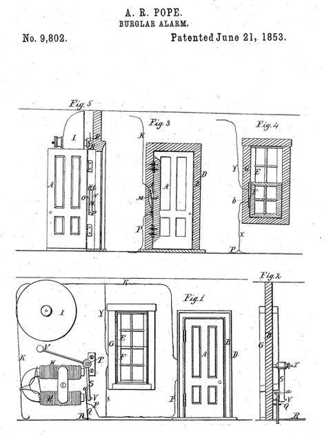 Back To Basics Do You Know The Origins Of The Burglar Alarm Click Image To Read All About It Burglar Alarm Alarm History