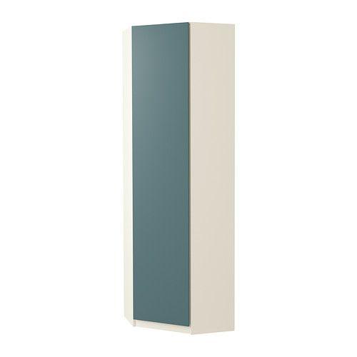 pax penderie d 39 angle ikea structure peu profonde id ale pour les petits espaces studio. Black Bedroom Furniture Sets. Home Design Ideas