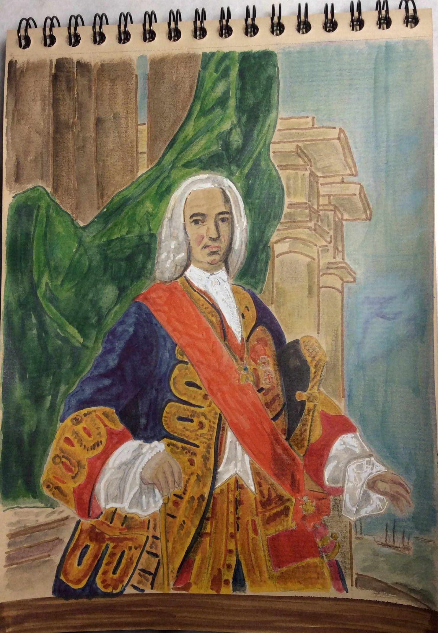 Marqués de la Ensenada.