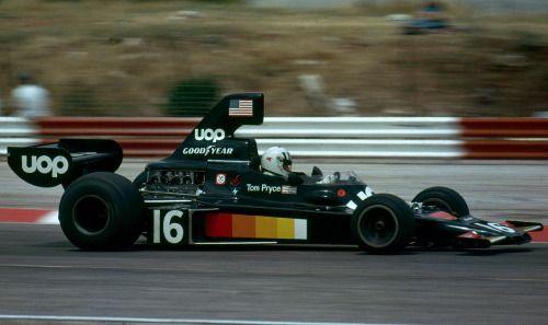 Tom Pryce, ShadowFord DN5, 1975 French GP, Le Castellet