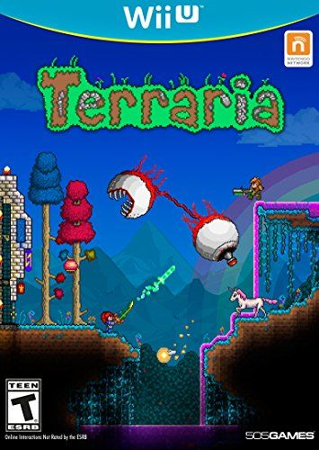 Terraria Xbox One Wii U Wii New Video Games