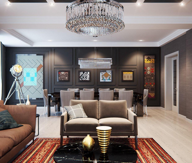 fresh modern apartment style stylish apartment interiors
