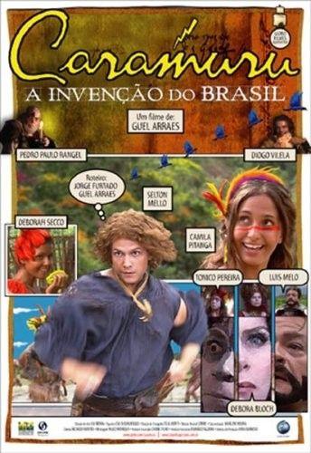 Caramuru A Invencao Do Brasil Filmes Brasileiros Posters De Filmes Filme Nacional