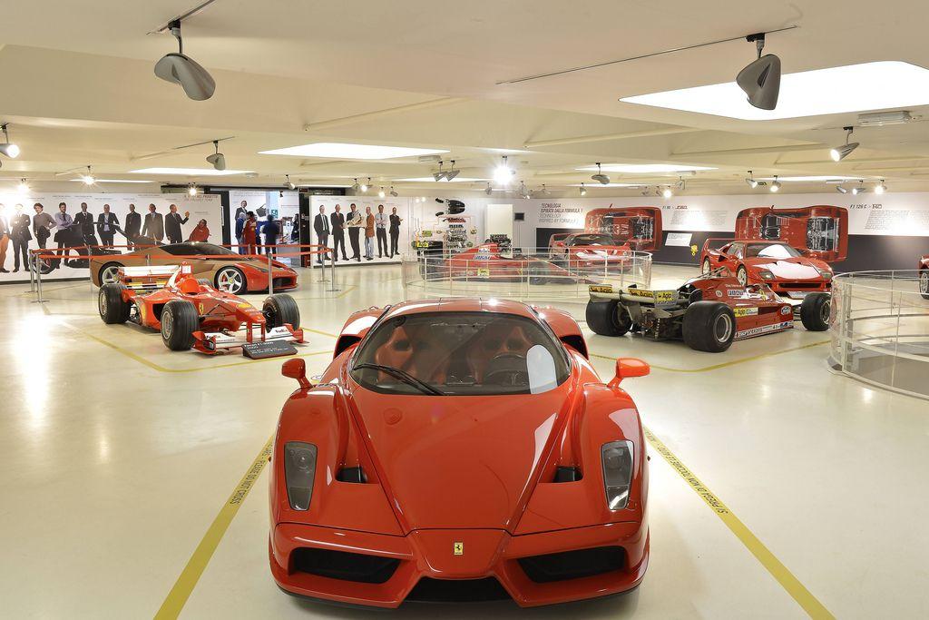 Ferrari Supercar Exhibition Opens Today Super Cars Ferrari La Ferrari