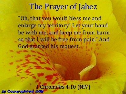 The prayer of Jabez | PRAYER POINT | Prayers, Pray, God
