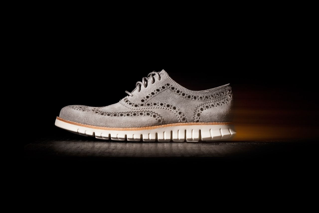 Cole Haan continues to push the boundaries of innovation and style as it  releases its ZeroGrand silhouette. The lightest shoe the brand has.